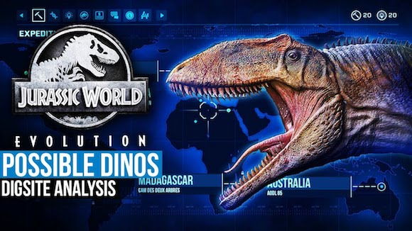 Jurassic World: Evolution - Die Saurier erobern Steam