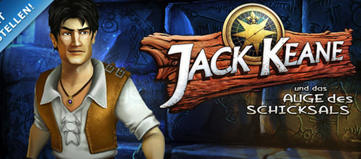 Jack Keane - das beste Point-and-Click-Adventure seit Monkey Island