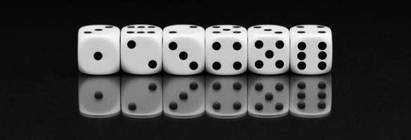 Online Gambling Würfel
