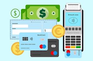 Zahlungsmethoden nach Vorliebe wählen